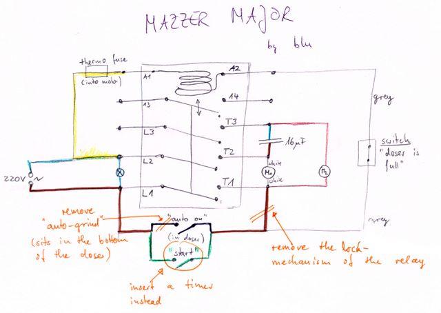 Mazzer SJ: Arduino Timer mit OLED | Seite 21